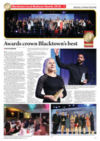 2018 Blacktown Awards edition OUT NOW