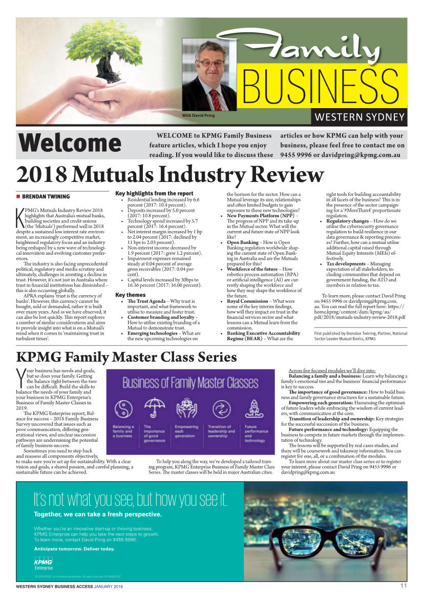 1-FAMILY BUSINESS JANUARY 2019