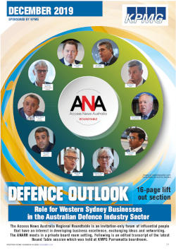 Defence Round Table December 20192