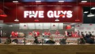 FIVE GUYS COMES TO PENRITH