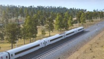 HIGH SPEED TRAINS A BONANZA FOR WEST