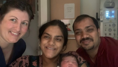 FIRST BABY OF 2021 BORN AT WESTMEAD