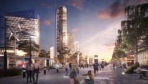 VISION FOR $8B WORLD TRADE CENTRE