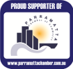 proud supporter parrachamber