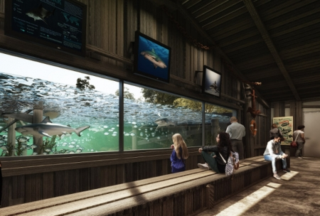 "The zoo will offer an ""unparalleled"" tourism experience and boost the economy."