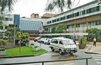Westmead Hospital is a source of skilled jobs.