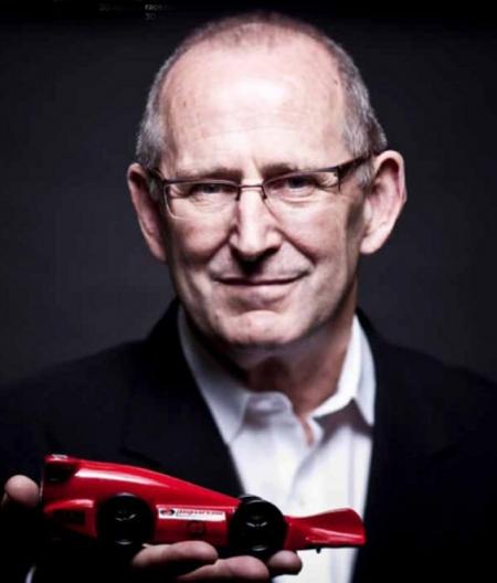 Dr Michael Myers OAM.