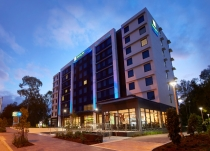 The Holiday Inn Express at Macquarie Park.