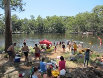 LAKE PARRAMATTA SWIMMING SEASON OPEN