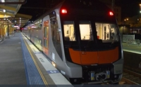 NEW INTERCITY TRAINS RAMP UP TESTING