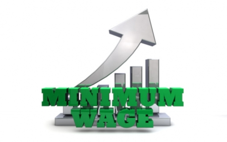 NEW MINIMUM WAGE ANNOUNCED