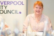 Liverpool Mayor, Wendy Waller.