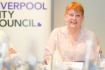 Liverpool Mayor Wendy Waller.