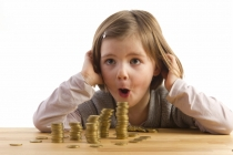 Shaping kids for financial fitness