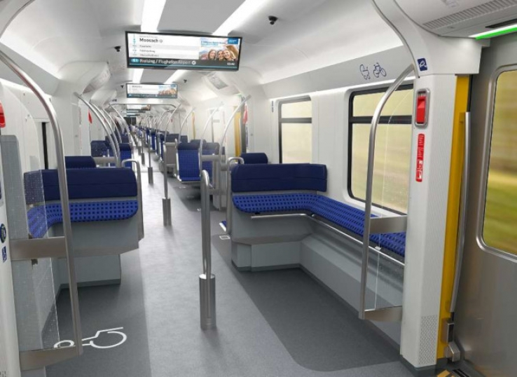 PMG will manufacture Probatec brands such as parts, tables, and seats for railway projects.