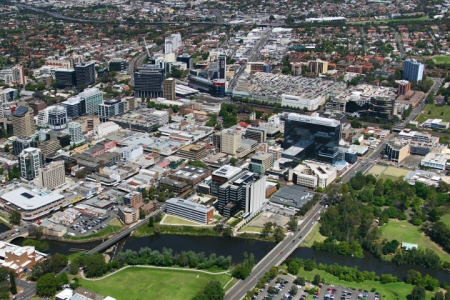 Parramatta CBD: the community is bering asked to contribute to the future development of the city.