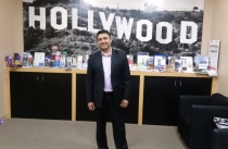 Hardeep Girn goes to Hollywood (Business Chamber).