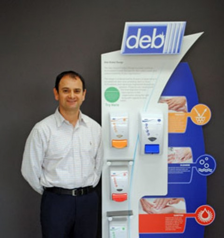 New regional base for Deb group