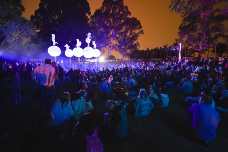 The Real Festival returns to the Nepean River on November 2-3.