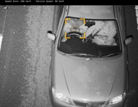 MOBILE PHONE DETECTION CAMERA PILOT