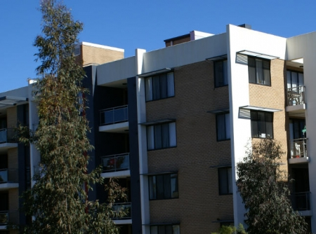 Prices for units in Blacktown have increased markedly.