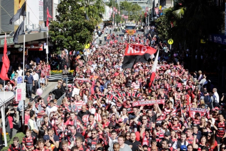 Wanderers fans are reportedly uneasy about the sale of the club.