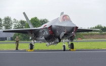 F-35A Strike Fighter.