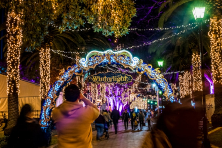 WINTERLIGHT RETURNS TO PARRAMATTA