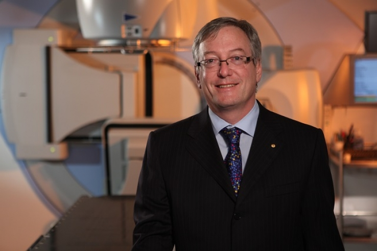 Prof Michael Barton OAM, Ingham Institute Research Director and Chief Executive Officer of the Ingham Institute.