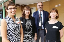 The team at Western Sydney Local Health District (WSLHD).