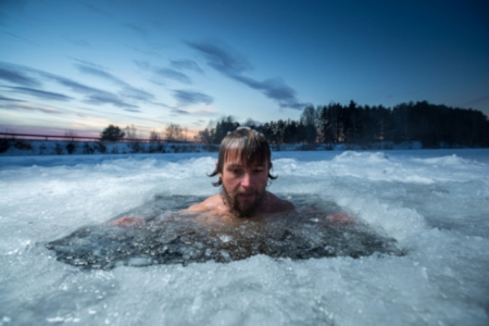 IMPROVE YOUR HEALTH BY GETTING COLD