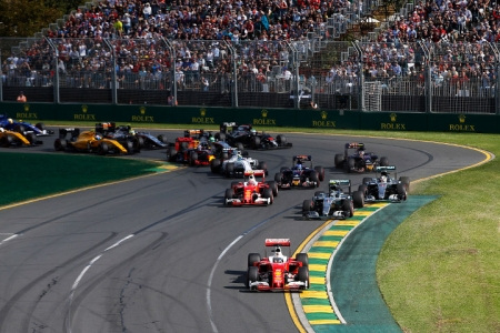 The P.A. People focus in big events such as the Formula 1.
