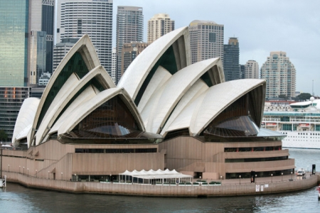 Sydney Opera House is the gold standard for design of the Western Sydney based Powerhouse Mueseum.