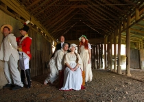 Convicts will entertain at Bella Vista Farm this January.