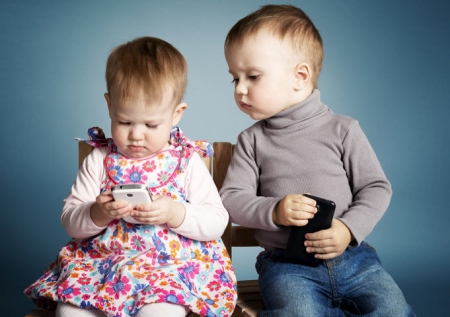 Are we raising a generation of technology addicts?
