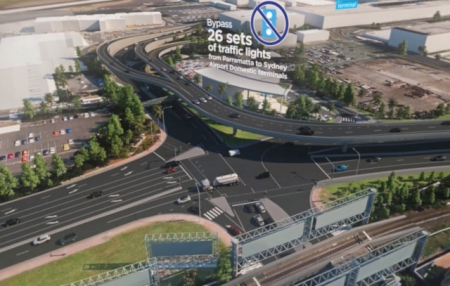 STEP FORWARD FOR SYDNEY GATEWAY