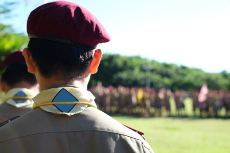 LAWYERS REJECT SCOUTS APOLOGY