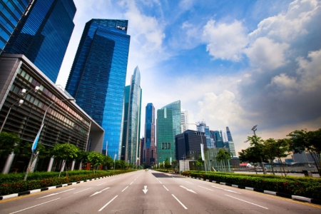 Singapore: focus of a new report into family business.