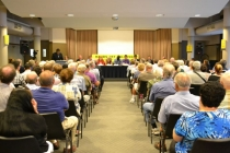 The public meeting at Holroyd on March 19.