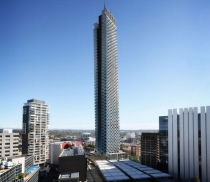 Parramatta Council's proposed Aspire 90-storey mixed-use development includes 150 serviced apartments.