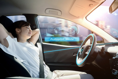 THE FUTURE IS DRIVERLESS