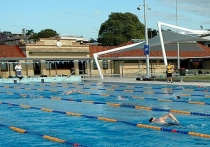 Parramatta heated pool
